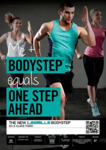 LESMILLS BODY STEP 87 VIDEO+MUSIC+NOTES