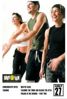LesMills Routines BODY JAM 27 DVD + CD + NOTES