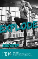 LESMILLS BODY STEP 104 VIDEO+MUSIC+NOTES