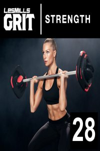 GRIT STRENGTH 28 VIDEO+MUSIC+NOTES