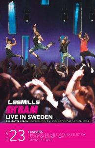 LESMILLS SHBAM 23 VIDEO+MUSIC+NOTES