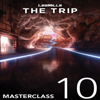 LESMILLS THE TRIP 10 VIDEO+MUSIC+NOTES