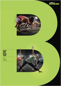 [Pre Sale] LesMills BODY BALANCE 90 BODY FLOW 90 DVD,CD & Notes