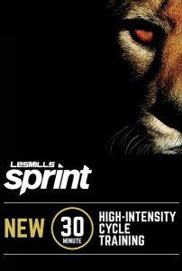 [Pre Sale]LesMills Routines SPRINT 21 NewRelease 21 DVD,CD Notes