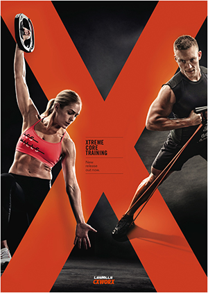 [Pre Sale]Les Mills CXWORX 38 New Release DVD, CD & Notes