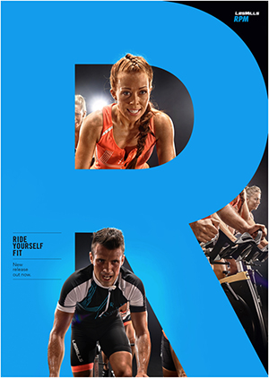 LesMills RPM 86 New Release 86 DVD, CD & Notes